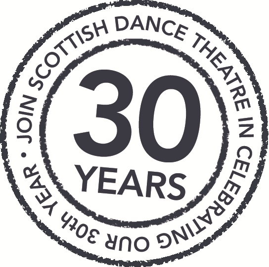 Scottish Dance Theatre is 30! 30! 30!