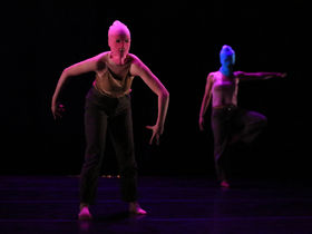 Scottish School of Contemporary Dance at Great Big Dance Show. Viktoria Begg